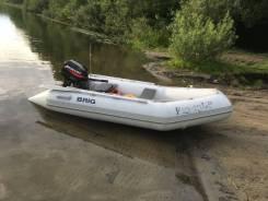 Лодка BRIG Baltic B310