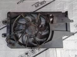 Диффузор вентилятора в сборе ВАЗ 2190-2192 Гранта, Калина