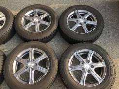 "195/65R15 зима на литье R15 6j NOAH VOXY Honda. 6.0x15"" 5x114.30 ET53"