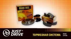Колодки тормозные барабанные JD /JBS0030/