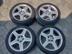 "Продам комплект колёс mercedes AMG W221 R19. 8.5/9.5x19"" 5x112.00 ET43/43 ЦО 66,6мм. Под заказ"