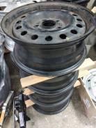 Диск штамповка R15 5-114.3 6JJ ЦО 66 мм, без пробега c Nissan