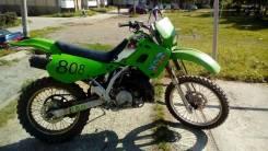 Kawasaki KDX 250, 1991