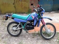 Yamaha DT50, 1991