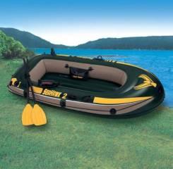 Лодка 2 -х местная Seahawk 236*114*41 см 68347 Intex
