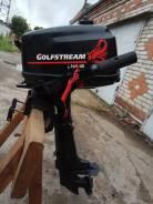 Срочно продам лодочный мотор гольфстрим