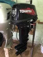 Tohatsu. 18,00л.с., 2-тактный, бензиновый, нога S (381 мм), 2017 год