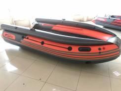 Лодка ПВХ REEF Тритон 420F НД (Фальшборт) + Подарок