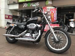 Harley-Davidson XL1200, 2004