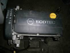 Двигатель в сборе. Opel Astra Z16XER