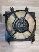 Вентилятор охлаждения радиатора. Mitsubishi Lancer, CK1A, CK2A, CK4A, CK5AR, CK6A, CK8A, CK8AR, CM2A, CM5A, CM8A 4D68, 4G13, 4G15, 4G92, 4G93, 6A11