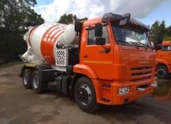 КамАЗ 58147A бетоносмеситель, 2020
