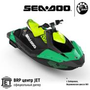 Гидроцикл BRP Sea-Doo Spark 2up 900 HO ACE Trixx