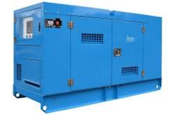 Дизельный генератор 100 кВт в шумозащитном кожухе