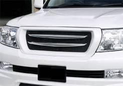 Решетка радиатора JAOS Toyota Land Cruiser 200 2007-2015