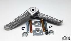 Комплект задних накладок для ног (Подножка) GSXR1300 GSXR600 750 GSXR1000 K1-L6, шт