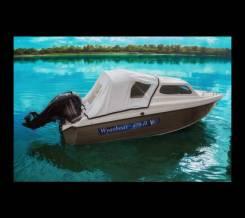 """Продам катер """"Wyatboat-470П"""" с гидротоннелем в полной комплектации"""