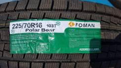 Foman Polar Bear, 225/70 R16