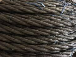 Продам трос на автокран д 22мм крупного плетения