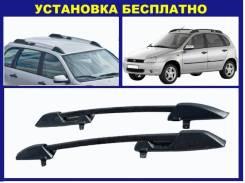 Рейлинги для ВАЗ Kalina Хетчбек