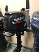 Продам лодочный мотор Suzuki 5 4x тактный . Нога S. Производства Японии