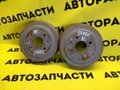 Тормозной барабан задний (комплект) Chevrolet Spark