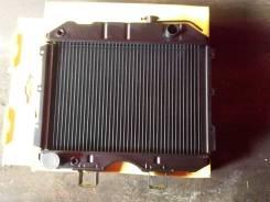 Радиатор охлаждения двигателя УАЗ 469 / 3151 / 452 / 3741 медный (3ряд
