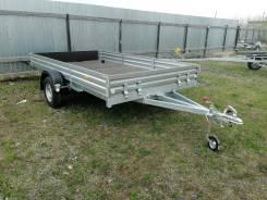 Прицеп МЗСА 817718 кузов 1,95*3,45 м, ось 1300 кг