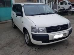Toyota Probox. Без водителя