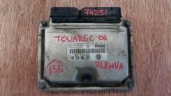 Процессор (блок ДВС) Volkswagen Touareg