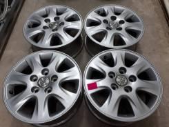 """Оригинальные литые диски Toyota (Япония) 15"""" (5*114.3) 6.5j et+50"""