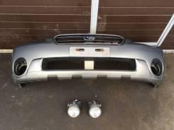 Бампер на Subaru Outback BP9