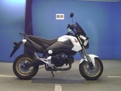 Honda Grom / MSX, 2015