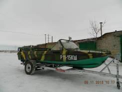 Продам водомётный катер Обь-3м