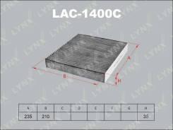 Фильтр салона LYNXauto /LAC-1400C/