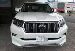 Обвес кузова аэродинамический. Toyota Urban Cruiser Toyota Land Cruiser Prado, GDJ150, GDJ150L, GDJ150W, GDJ151W, GRJ150, GRJ150L, GRJ150W, KDJ150, KD...
