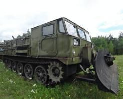 АТС-59Г, 1986