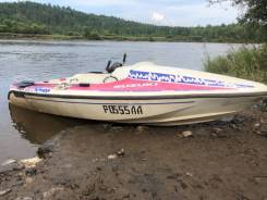 Продам лодку, водомет
