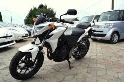 Honda CB 400F. 400куб. см., исправен, птс, без пробега