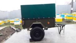 Прицеп к легковому автомобилю УАЗ 8109