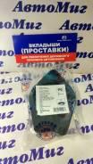 Проставки увеличения клиренса + 20 мм пластик Авто-Проставки P6, задний