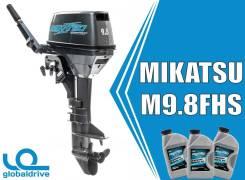 Корейский лодочный мотор Mikatsu M9.8FHS 2т. Гарантия 5 ЛЕТ