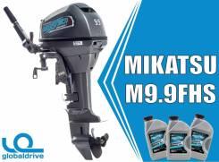 Корейский лодочный мотор Mikatsu M9.9FHS 2 т. Акция! Гарантия 5 ЛЕТ