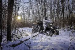 Polaris Sportsman Big Boss 6x6 800. исправен, есть псм\птс, без пробега