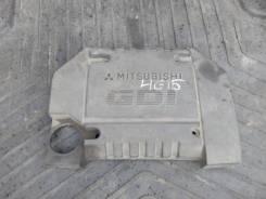 Пластиковая крышка на двс Mitsubishi Lancer Cedia CS2A, 4G15