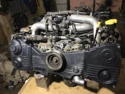 Двигатель Ej204 egr после ребилда