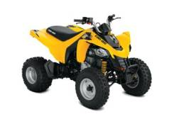 BRP Can-Am DS 250. исправен, есть псм\птс, без пробега