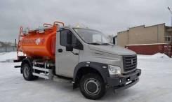 ГАЗ ГАЗон Next C41R13. РусТрак 4389Z7 автотопливозаправщик (шасси ГАЗ-C41R13-1010 (NEXT, 4 100кг., 4x2
