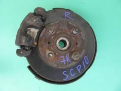 Ступица правая передняя Toyota Vitz, SCP10/NCP10/SCP13,1SZFE/2NZFE/1NZF