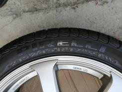 Pirelli P7. летние, 2010 год, б/у, износ 5%